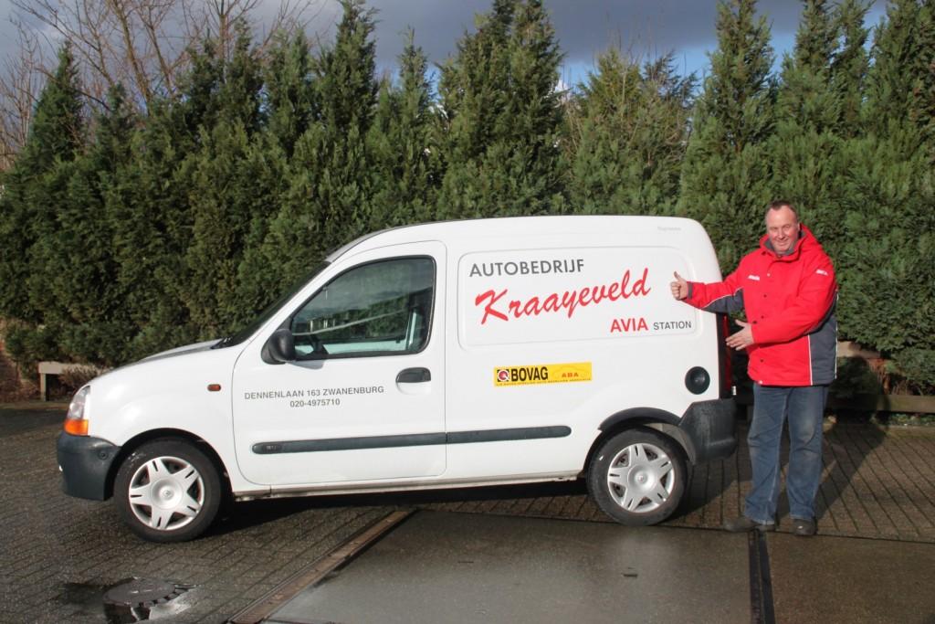 Autobedrijf Kraayeveld